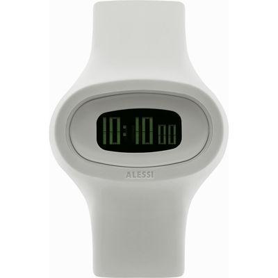 Accessoires - Montres - Montre Jak / Unisexe - Alessi Watches - Blanc - Polyuréthane