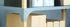 Scaffale Pop-Up - / L 85 x H 160 cm di Bibelo