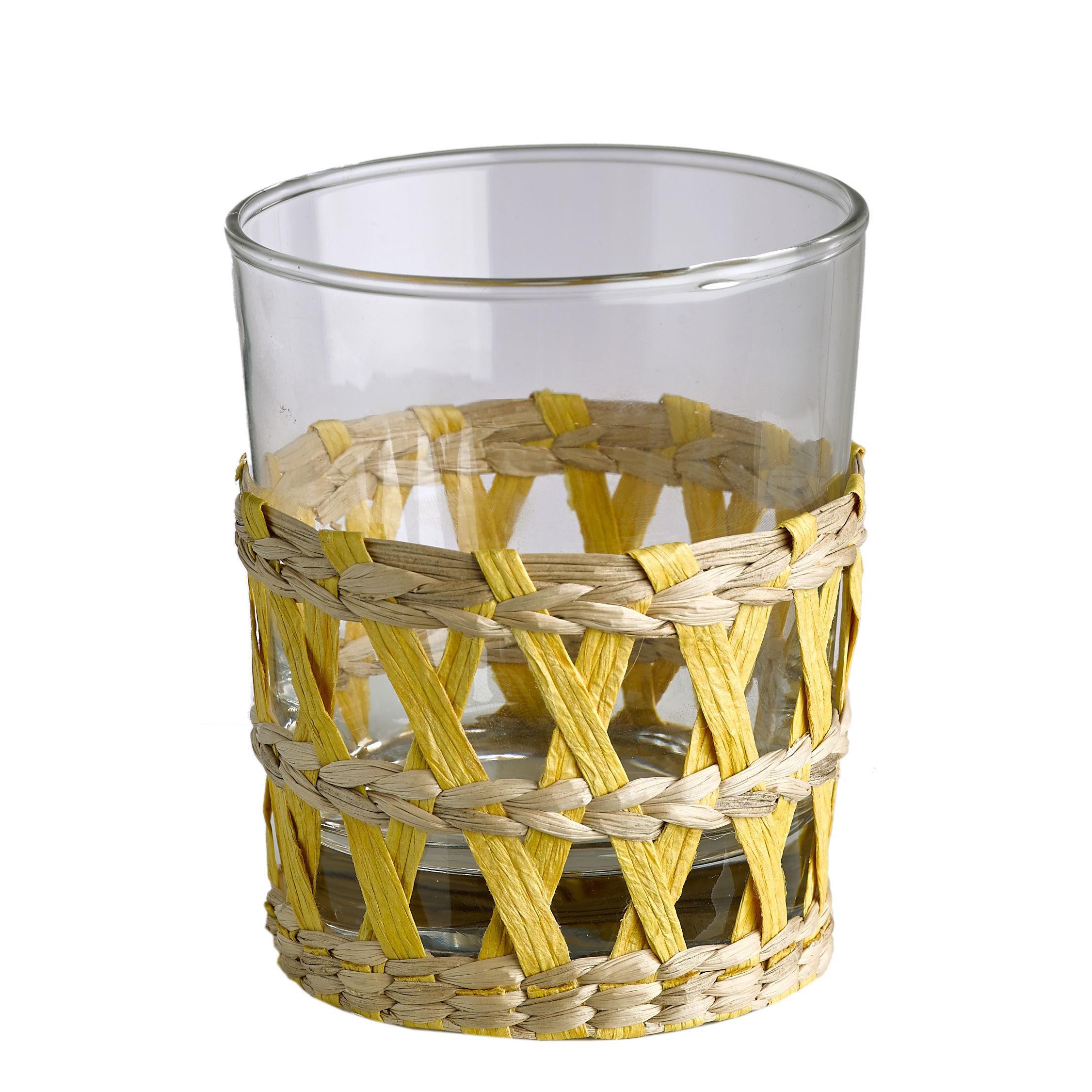 verre eau reed pols potten osier color transparent. Black Bedroom Furniture Sets. Home Design Ideas