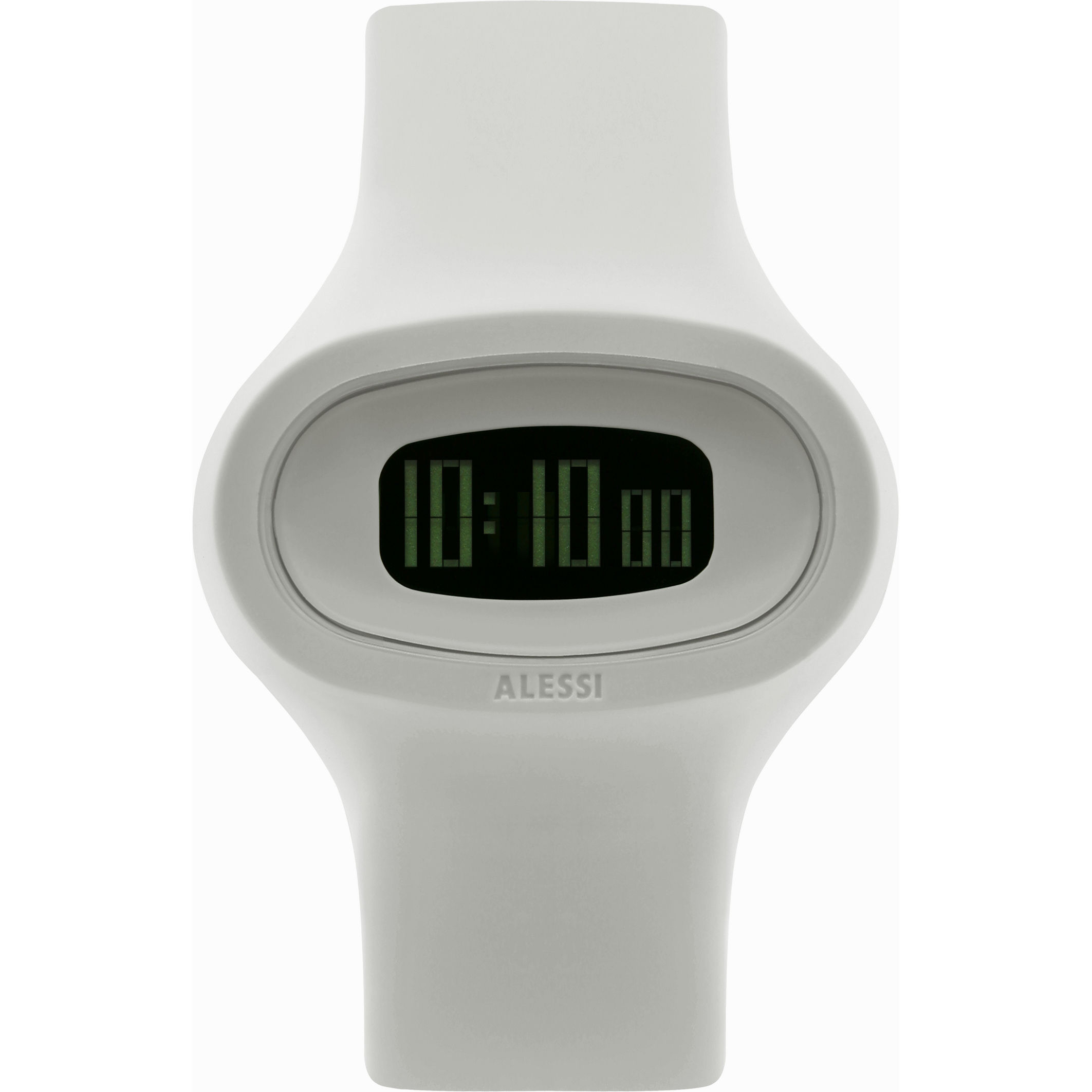 Accessories - Watches - Jak Watch - Unisex by Alessi Watches - White - Polyurethane