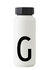 A-Z Insulated bottle - / 500 ml - Letter G by Design Letters