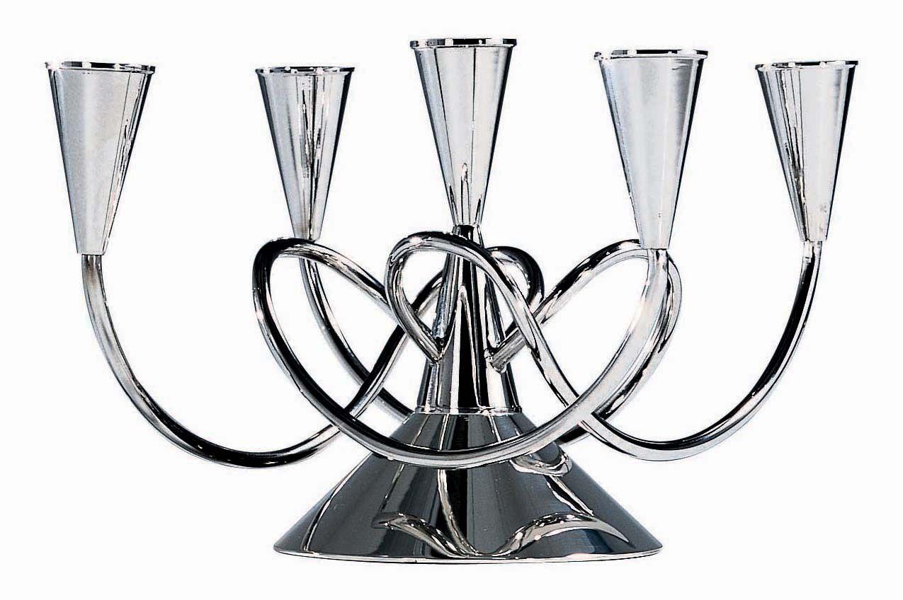 Dekoration - Kerzen, Kerzenleuchter und Windlichter - Matthew Boulton II Kerzenleuchter - Driade Kosmo - Aluminium - Aluminium