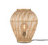Tuvalu Small Lamp - / Bamboo - H 50 cm by GOOD&MOJO