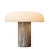 Lampada da tavolo Tropico Grande - / LED - H 40 cm / Vetro & marmo di Fontana Arte