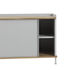 Enfold Lowboard / Stahl & Eiche natur - Muuto