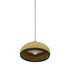 Grass S Pendant - / Ø 37 x H 24 cm - Hand-braided abaca by Forestier