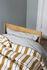 Plaid per bambini Rayures - Effet 3D - / 120 x 160 cm di Ferm Living