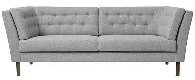 Pause Sofa / 3-Sitzer - L 208 cm - Bloomingville - Grau,Schwarz
