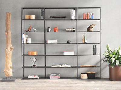 Easy Irony Bookcase 104 X 226 Cm By Zeus
