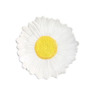 Tableware - Bowls - Marguerite Bowl - / 4 x Ø 18 cm by & klevering - Daisy - Ceramic