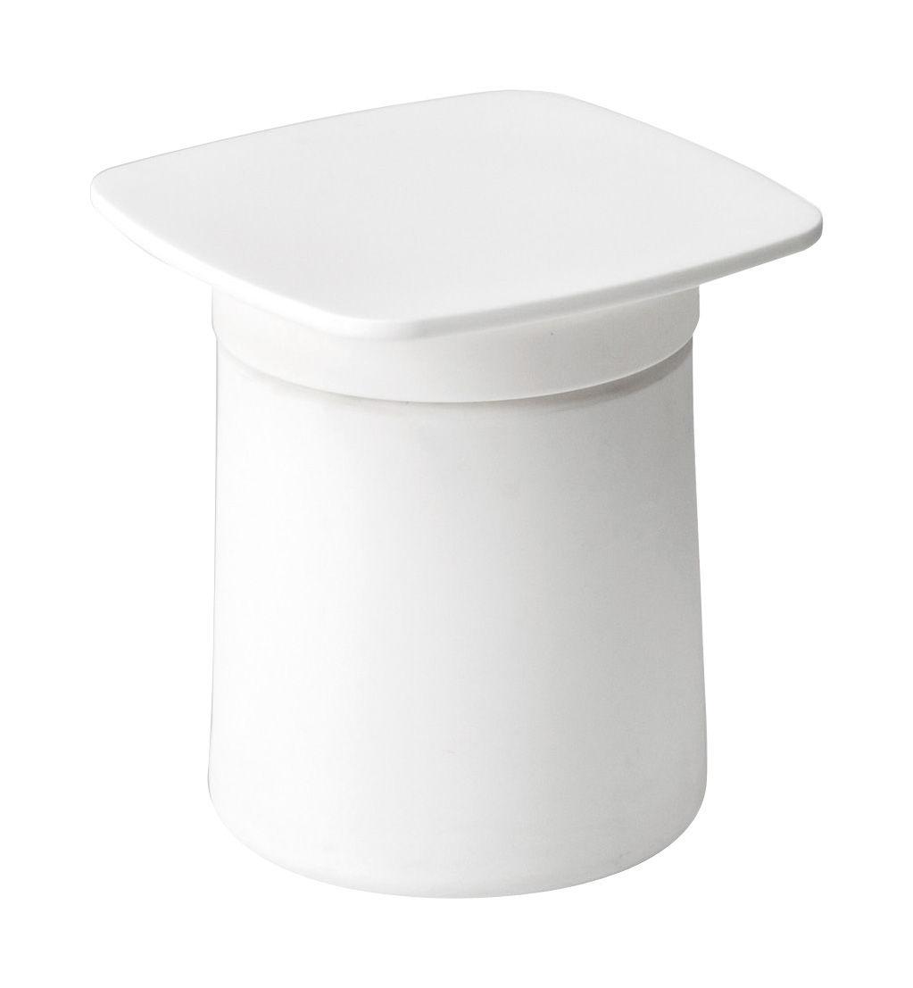 Mobilier - Tables basses - Plateau de table Degree /Pour table d'appoint - Polypropylène - Kristalia - Blanc - Polypropylène