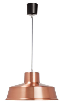Suspension Fabrique - Ø 35 cm - Roger Pradier cuivre en métal