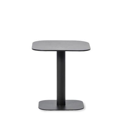 Mobilier - Tables basses - Table d'apoint Kodo / 41 x 41 cm - Aluminium - Vincent Sheppard - Gris Fossile - Aluminium thermolaqué