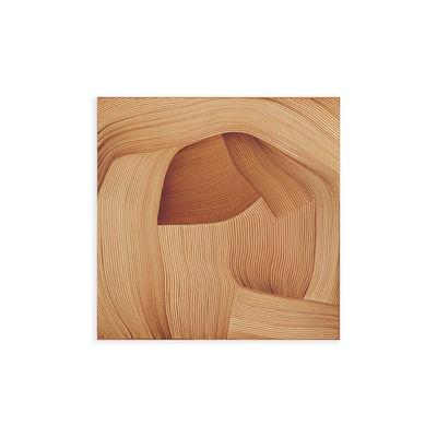 Déco - Stickers, papiers peints & posters - Affiche Ronan Bouroullec - Drawing 13 / 55 x 55 cm - The Wrong Shop - Beige - Papier premium