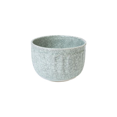 Tableware - Bowls - Dashi Bowl - / Ø 13,5 x H 9 cm - Handmade stoneware by Jars Céramistes - Celadon - Enamelled sandstone