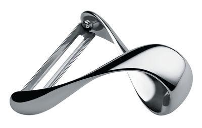 Epluche-légumes Sfrido - Alessi acier poli miroir en métal