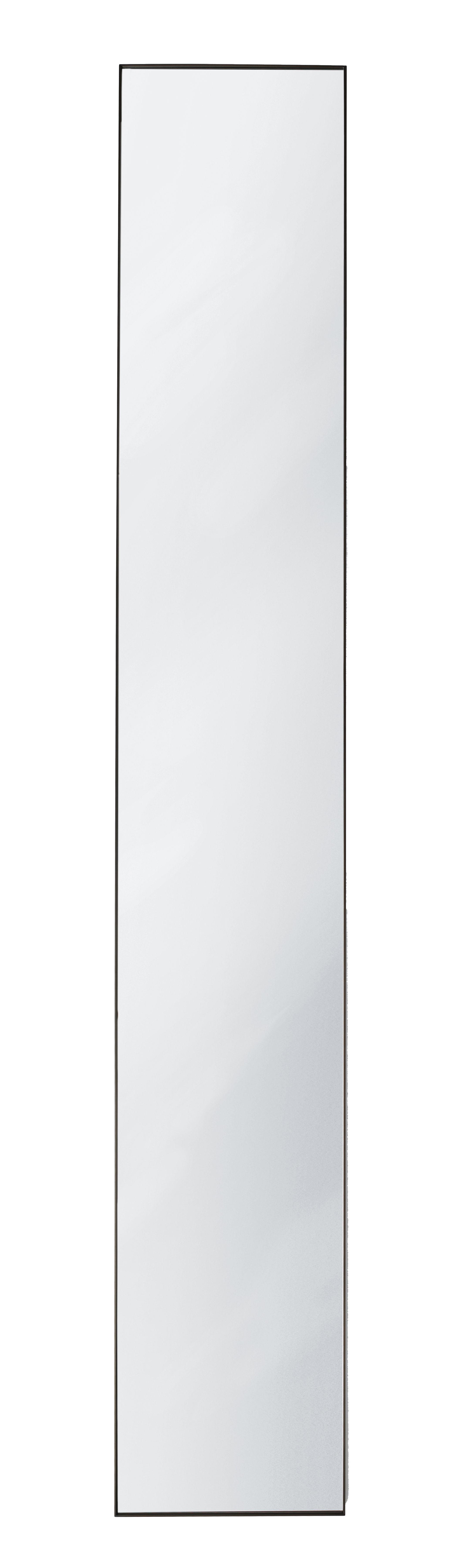Déco - Miroirs - Miroir mural Amore SC22 / 190 x 30 cm - &tradition - Bronze / L 30 cm - Laiton, Verre