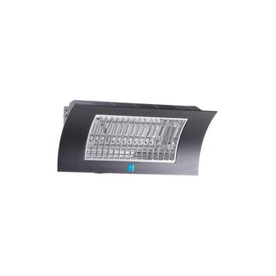 Radiateur électrique d'extérieur Hotty / Chauffe-terrasse - Unopiu noir en métal