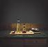 Set - Oil and vinegar set + Vinaigrette shaker / Non-drip system by Eva Solo