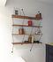 Climb Shelf - / Mega - L 135 x H 183 cm by La Chance