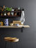 Shelf - / Recycled wood - L. 183 x Depth. 33 cm by Bloomingville
