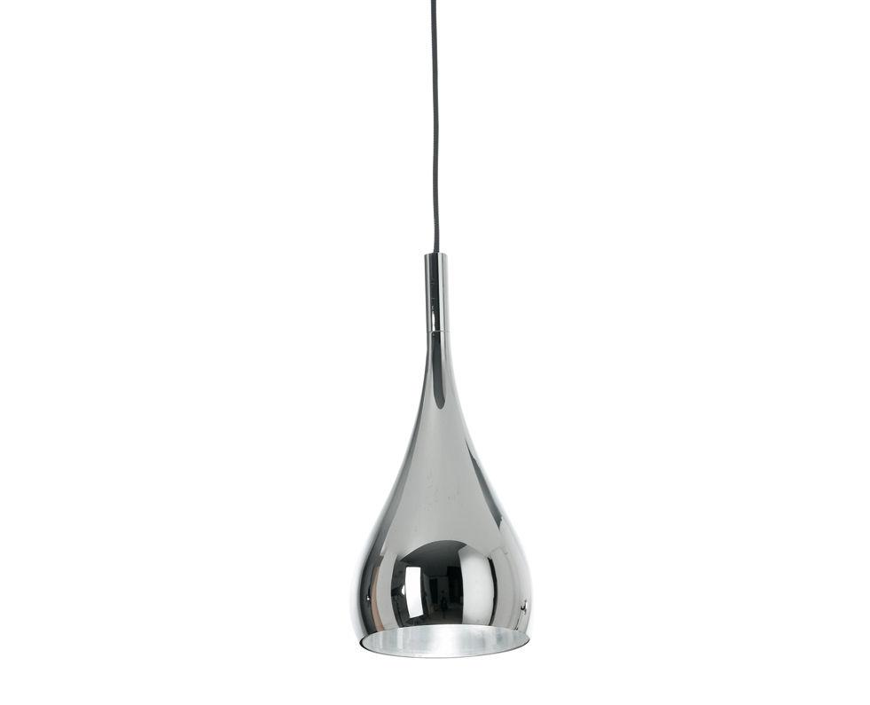 Illuminazione - Lampadari - Sospensione Bijou - alogena di Fabbian - Chrome - Metallo cromato