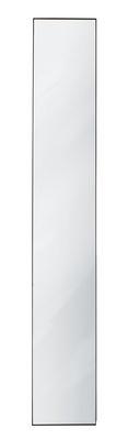 Interni - Specchi - Specchio murale Amore SC22 - / 190 x 30 cm di &tradition - Bronzo / L 30 cm - Ottone, Vetro