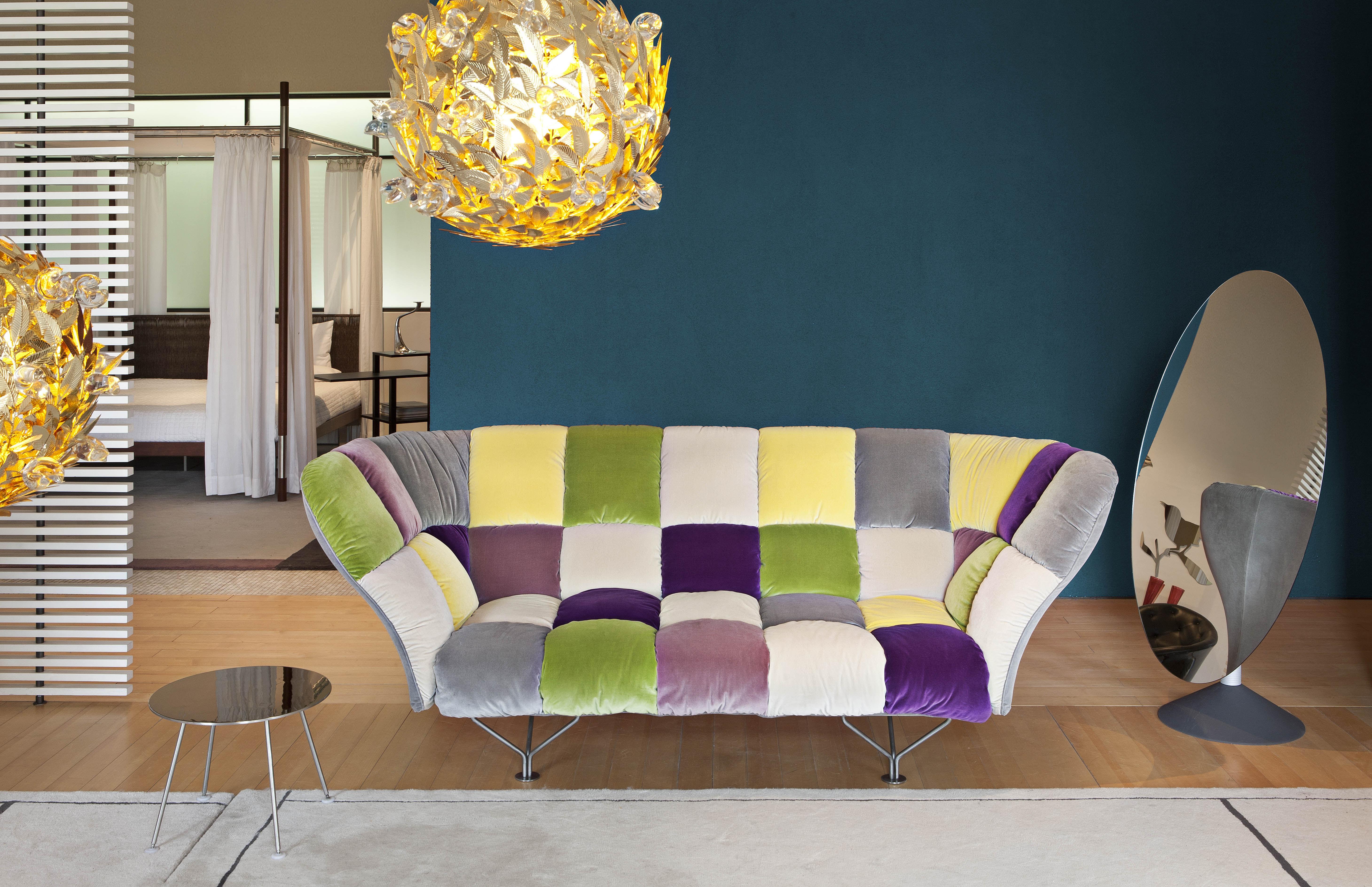 Divano Rosso Cuscini : Cuscini divano destro posti l cm rosso by driade