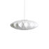 Bubble Saucer Pendant - / Small - Criss-crossed patterns by Hay