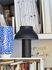 PC Small Table lamp - / H 33 cm - Aluminium by Hay