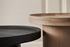 Tavolino Plateau Large - / Ø 74 x H 42 cm - Piano rimovibile di Bolia