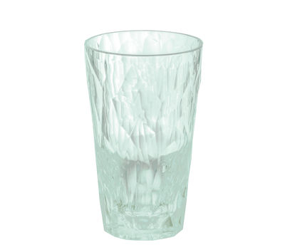 Arts de la table - Verres  - Verre long drink Club No. 6 / H 14 cm - Koziol - Transparent - Plastique