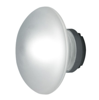 Lighting - Wall Lights - Sillaba LED Wall light - Ceiling light by Fontana Arte - Sandblasted glass - Sandy glass, Technopolymer