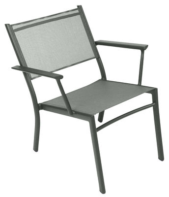 Costa Lounge Sessel - Fermob - Rosmarin