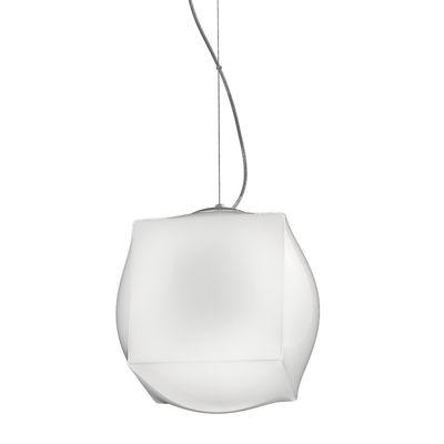 Macondo Medium Pendelleuchte / Ø 28 cm - Nemo - Weiß