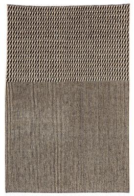Decoration - Rugs - Blur Rug - / Afghan wool - 170 x 240 cm by Nanimarquina - Black - Wool