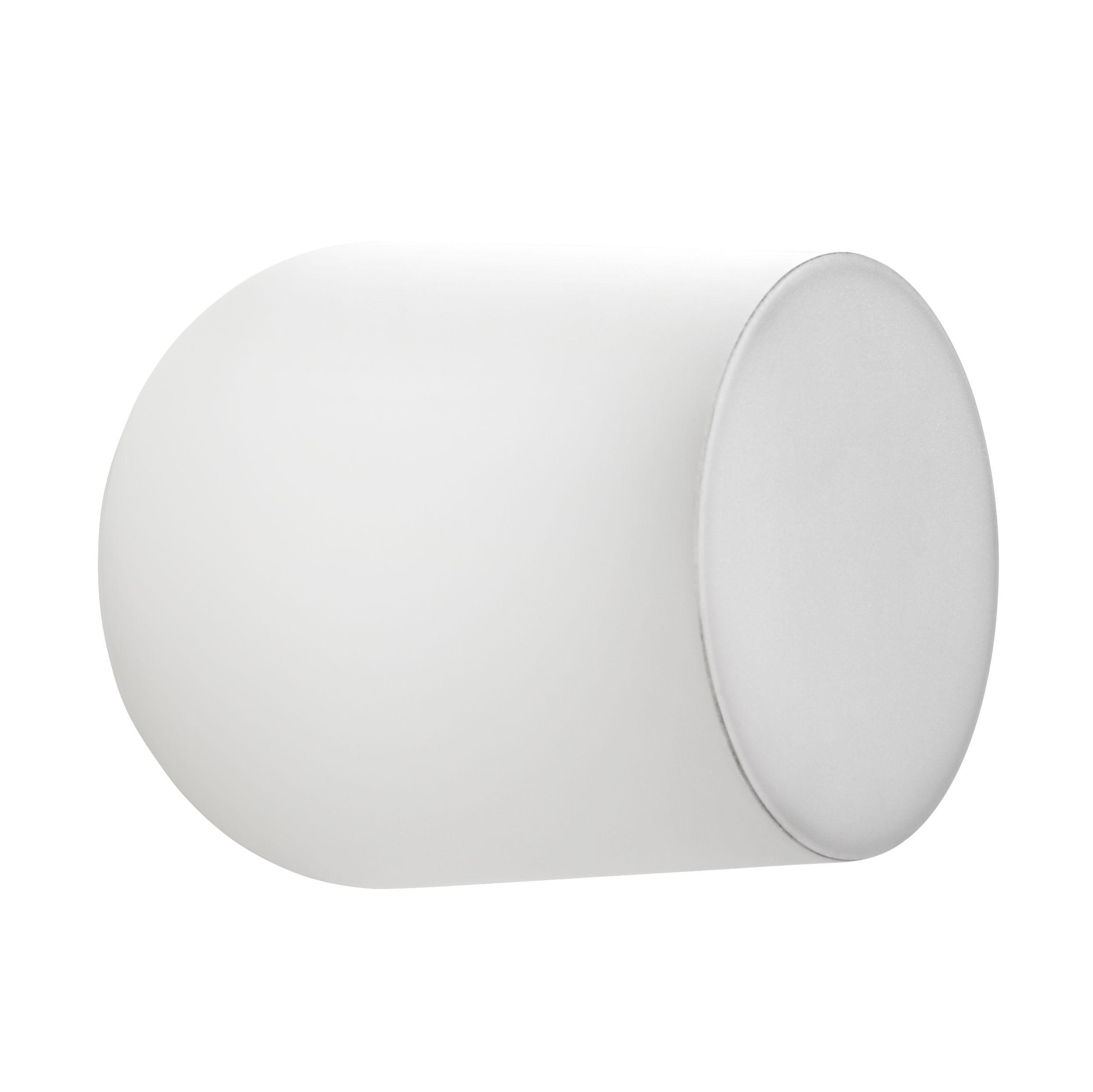 Luminaire - Appliques - Applique Passepartout JH10 / LED - Ø 15,5 x H 17 cm - &tradition - Blanc mat - Métal laqué, Polycarbonate
