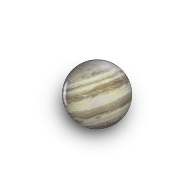 Mobilier - Portemanteaux, patères & portants - Patère Cosmic Diner - Jupiter / ø 13 cm - Diesel living with Seletti - Jupiter - Bois