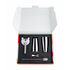 Lunar Eclipse Shaker set - / By Ettore Sottsass - 5-piece set by Alessi