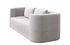 VP168 Tissu Sofa / 3 Plätze - L 253 cm - Verpan