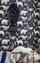 Dusty Rainbow Children blanket - / 80 x 100 cm by Ferm Living