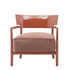 Fauteuil Cara Solid Color / Tissu - Kartell