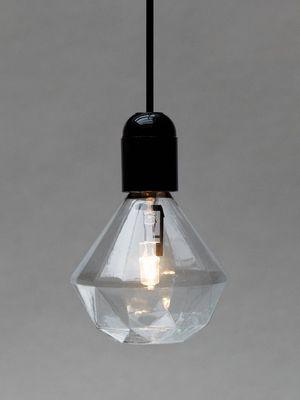 Diamond Light Bulb By Frama Pop Corn
