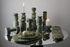Rock Medium Kerzenleuchter / Marmor - variabel - Tom Dixon