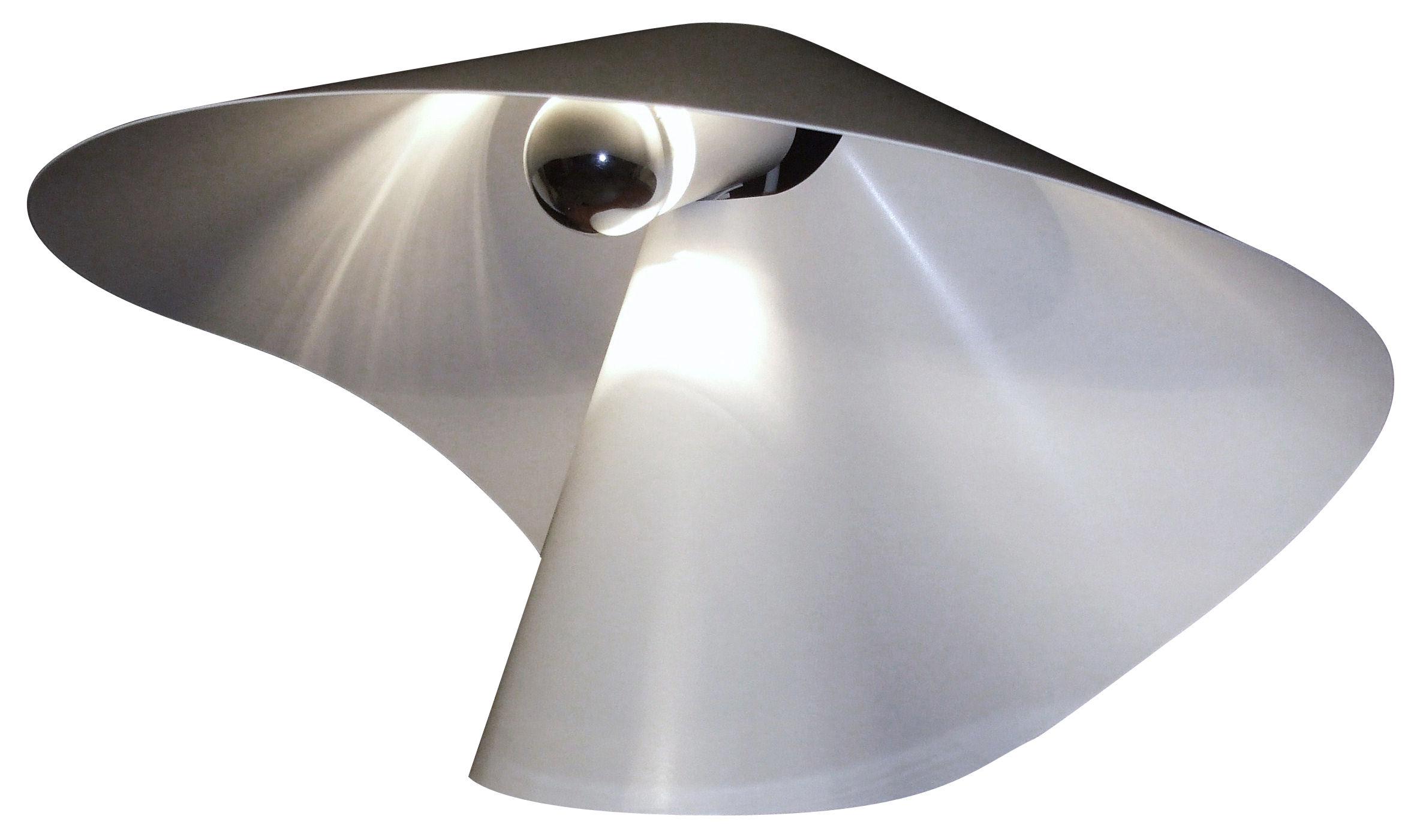 Illuminazione - Lampade da tavolo - Lampada da tavolo Nonne di Designheure - Bianco - Acciaio laccato