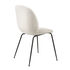 Beetle Padded chair - / Gamfratesi - Bouclé fabric by Gubi