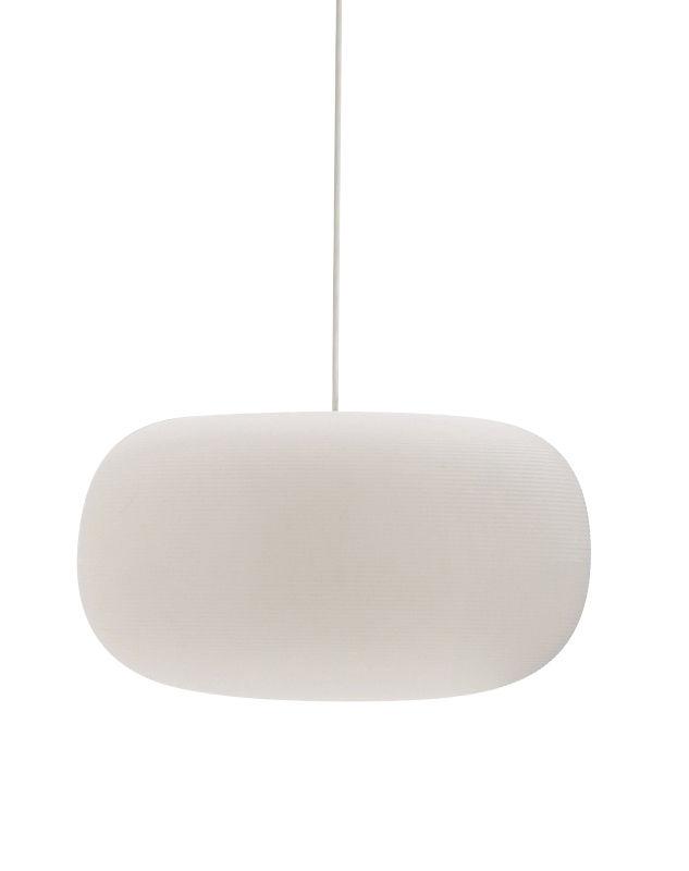 Lighting - Pendant Lighting - Pandora Small Pendant by MyYour - H 31 cm / White - Poleasy®