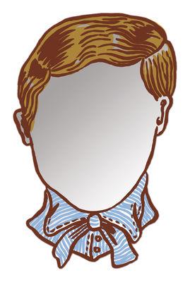 Möbel - Spiegel - Garçon Selbstklebende Spiegel selbstklebend - Domestic - Spiegel - Junge - Perspex
