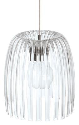 Illuminazione - Lampadari - Sospensione Josephine Medium di Koziol - Cristallo trasparente - Polistirolo