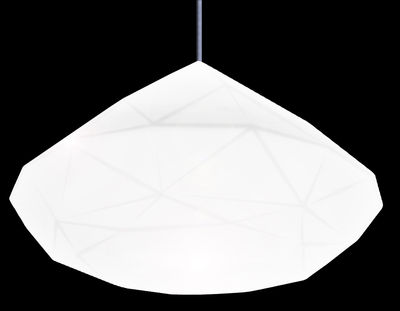 Suspension Bijoux - Slide blanc en matière plastique